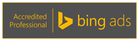 bing accredited badge